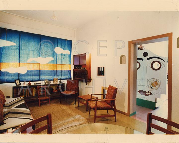 Hema Sankalias Own Residence Interior Mumbai Maharashtra India